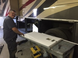 Ramirez is Almaden RV's Expert RV Auto Body & Paint Technician.