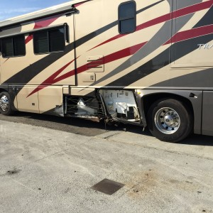 RV Auto Body Paint Almaden RV San Jose CA